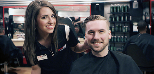 Sport Clips Haircuts of Silverdale Haircuts